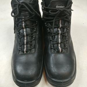 Reebok Men's 12 M Black Composite Safety Toe Work